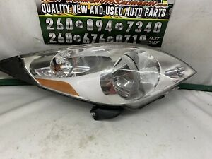 2013 2015 Chevrolet Spark Halogen Headlight Passenger Side Assembly Headlamp