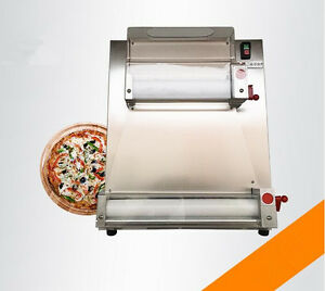 Automatic And Electric Pizza Dough Roller Machine pizza Making Machine 15 T