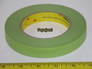 3m Green Masking Tape 233 3 4 18 Mm Scotch Performance