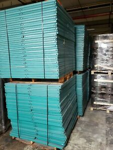 Lot Of Burroughs Shelving 1 Pallet
