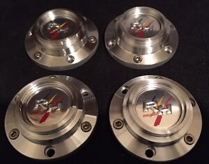 Racing Hart Evolution Gt5 Gts Wheels Center Cap Jdm Set Of 4 Pcs New
