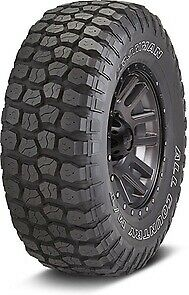 Ironman All Country M t 35x12 50r17 E 10pr Owl 4 Tires