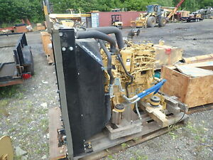Caterpillar C4 4 Acert Turbo Diesel Engine Power Unit 431 0735 320f Excavator