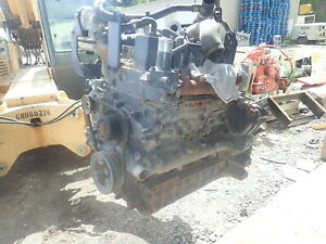 Kubota V3307t Turbo Diesel Engine V3307 Common Rail Bobcat Skidsteer