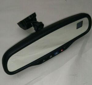 2002 2009 Chevy Gmc Rear View Mirror Auto Dimming Onstar Compass Temp