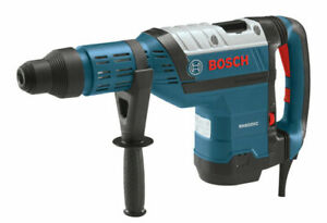 Bosch Rh850vc Sds Max Rotary Hammer 13 5amp 120v Brand New With Case