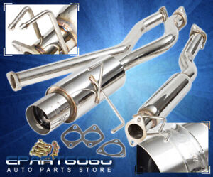 For 2000 2006 Acura Rsx Type S N1 4 25 Muffler Tip Catback Exhaust System Kit