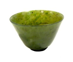 Jade Bowl Tea Cup Antique Chinese