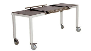 Sc 500 Mobile X ray C arm Imaging Table With 1 Thick Radiolucent Table Pad