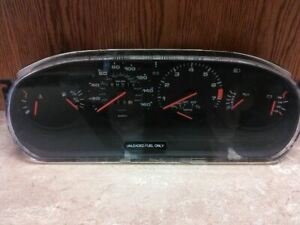 Speedometer Head Only Us Excluding Turbo Fits 85 86 Porsche 944 846295