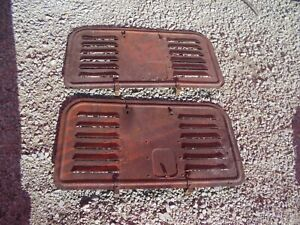 Allis Chalmers Wd Wd45 45 Ac Tractor Engine Motor Side Corn Picker Shields