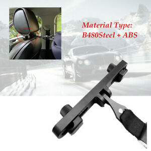 Isofix Latch Connector Bracket For Car Baby Children Safety Seat Belts Padding