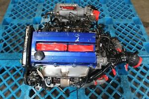 Jdm Mazda Protege Bpt Turbo 1 8l 16v Engine Awd 5 Spd Trans Ecu Jdm Turbo Bp