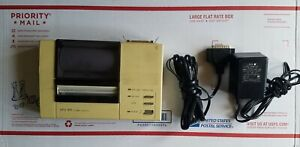 Seiko Dpu 411 Thermal Printer W Cable Power Supply For Snap On Mt2500 Scanner