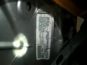 Automatic Transmission 15 Chrysler 200 With Auto Engine Stop Start 830270