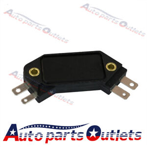 Lx301 D1906ht 4 Pin Ignition Module Gm Hei For 1974 88 Chevy Pontiac Olds Buick