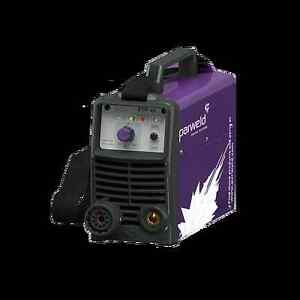 Parweld Xtp40 40a Inverter Plasma Cutter Inc Torch Earth Lead Gas Hose