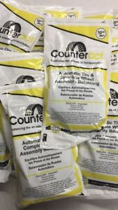 10 Oz Counteract Tire Balance Bead Bags 4 Bags Free Shipping