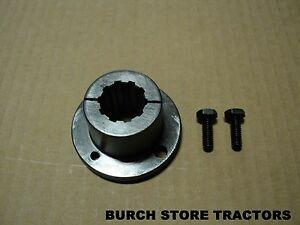 New Pto Belly Mower Pulley Insert For Ih Farmall Cub And Cub Loboy Tractors
