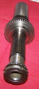 Ammco Brake Lathe Spindle Gear Assembly 910363