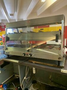 Star Manufacturing Hfm2 7 Counter Food Warmer Display Case