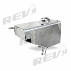 Aluminum Overflow Coolant Reservoir Tank Fit Ford Mustang Gt Gt500 05 10 All