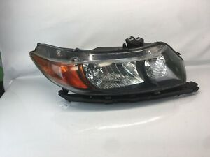 2006 2007 2008 2009 2010 2011 Honda Civic Front Right Oem Headlight