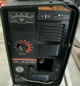 Lincoln Ln 25 Pro Wire Feeder Welder