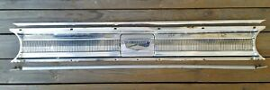1963 Ford Fairlane Rear Tail Light Panel Molding Trim