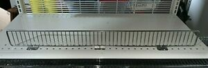 Rsa1 Gondola Shelf Wire Fence 3 H X 29 L Lozier Madix Chrome Finish 25 Pieces