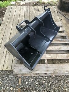 Bobcat Mini Excavator Attachment 36 Hd Ditching Smooth Bucket