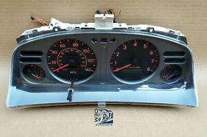 Toyota Corolla Ae110 Ae111 Ae112 Orange Dial Cluster With Mph Oem Jdm Used