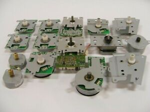 Lot 15 Assorted Electric Motors Stepper Cnc Arduino 3d Printer Raspberry Pi