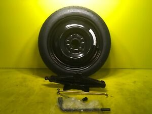Compact Spare Tire With Jack Kit Fits 2010 2015 Honda Civic