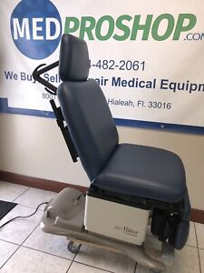 Midmark Ritter 230 Procedure Chair With Hand Control Color Blue