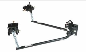 Husky Towing Trailer Hitch Round Bar 6k Weight 2 Ball