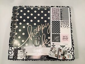 Happy Memory Keeping Mambi happy Life Kit Undated Planner 12 Months Create 365