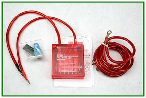 Red Raizin Volt Voltage Stabilizer Regulator Fuel Saver Universal Pivot
