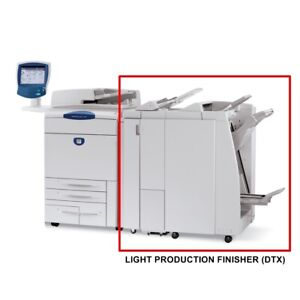 Light Production Finisher For The Xerox Docucolor 242 252 260 7600 7700 Dtx