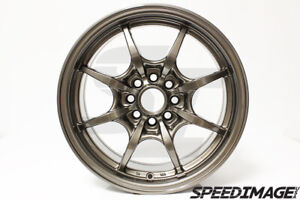 Rota Circuit 8 C8 Wheels 15x6 5 38 4x100 Bronze For Honda Civic Xa Xb Rims