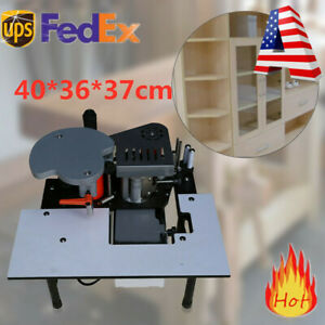 Portable Woodworking Edge Banding Machine Edge Banding Thickness 0 3 3 0mm Usa
