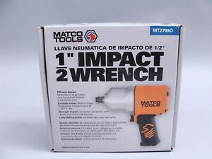 New Matco Tools Mt2769o 1 2 Composite Impact Wrench