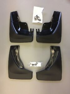 2011 2019 Jeep Grand Cherokee Mud Flaps 4pc Set No Drill Custom Fit