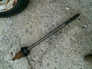 1952 Ford 8n Tractor Late Model Power Take Off Pto Shaft Add On Extension