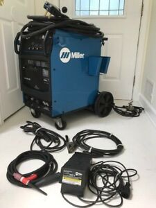 Miller Syncrowave 200 Tig Stick Welder Excellent Condition Low Hours