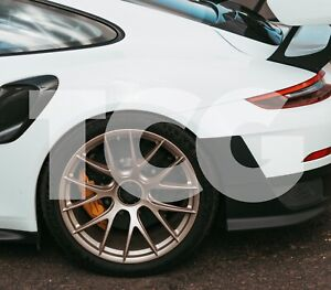 Replacement Caliper Decals Stickers For Porsche Set Of 8
