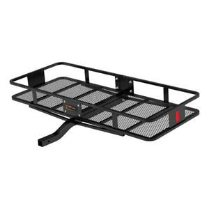 Curt 18152 500 Lbs Capacity Basket Trailer Hitch Cargo Carrier Fits 2 Inch