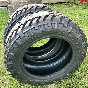Nitto Trail Grappler M T 37x13 50r22 Tire