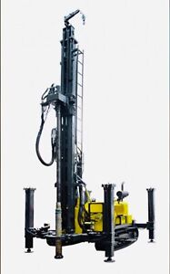 Water Well Drilling Rig Wwe 1500