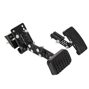 Gas And Brake Pedal Extender Kit For Cars Go Kart Golfcart Ride On Toys